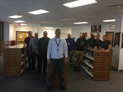 The RCS Safety and Security Team