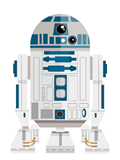 Star Wars robot, R2D2