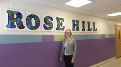 Mrs. Lewis, RHES principal
