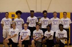 RHS Boys Volleyball Team