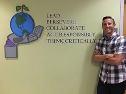 Mr. Coffey, Principal at BRJHS