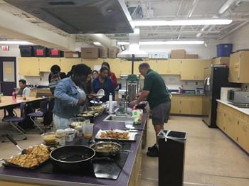 RHS Celebrates Oktoberfest, Slow Foods Style!