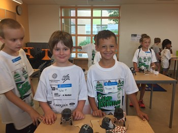 Camp Invention Brings Out Young Edisons in Reynoldsburg!