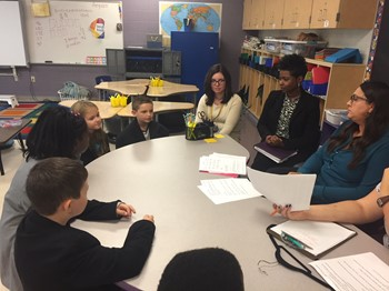HMES 3rd Graders Prep for the Real World With Job Interviews