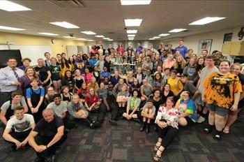 RHS Marching Pride Wins the Weekend!