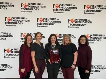 HMES Wins Prestigious FETC Award!