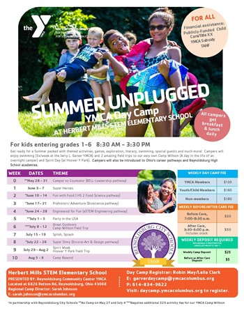 Join us for Summer Unplugged!