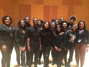 Shades of Melanin Celebrates African-American History