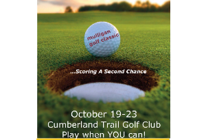 Participate in a Mulligan Golf Classic!