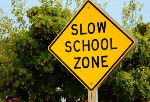 Back To School Tip: School Zone Speed Limits