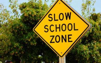 Slow School Zone