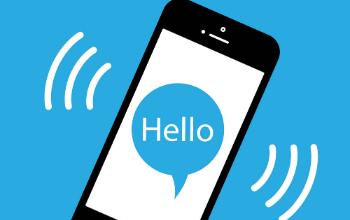 Smartphone Ringing
