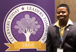 Encore Academy Student Honored with State Award!