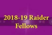 Watch the 2019 Raider Fellowship Video!