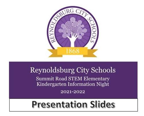 Reynoldsburg Schools Logo