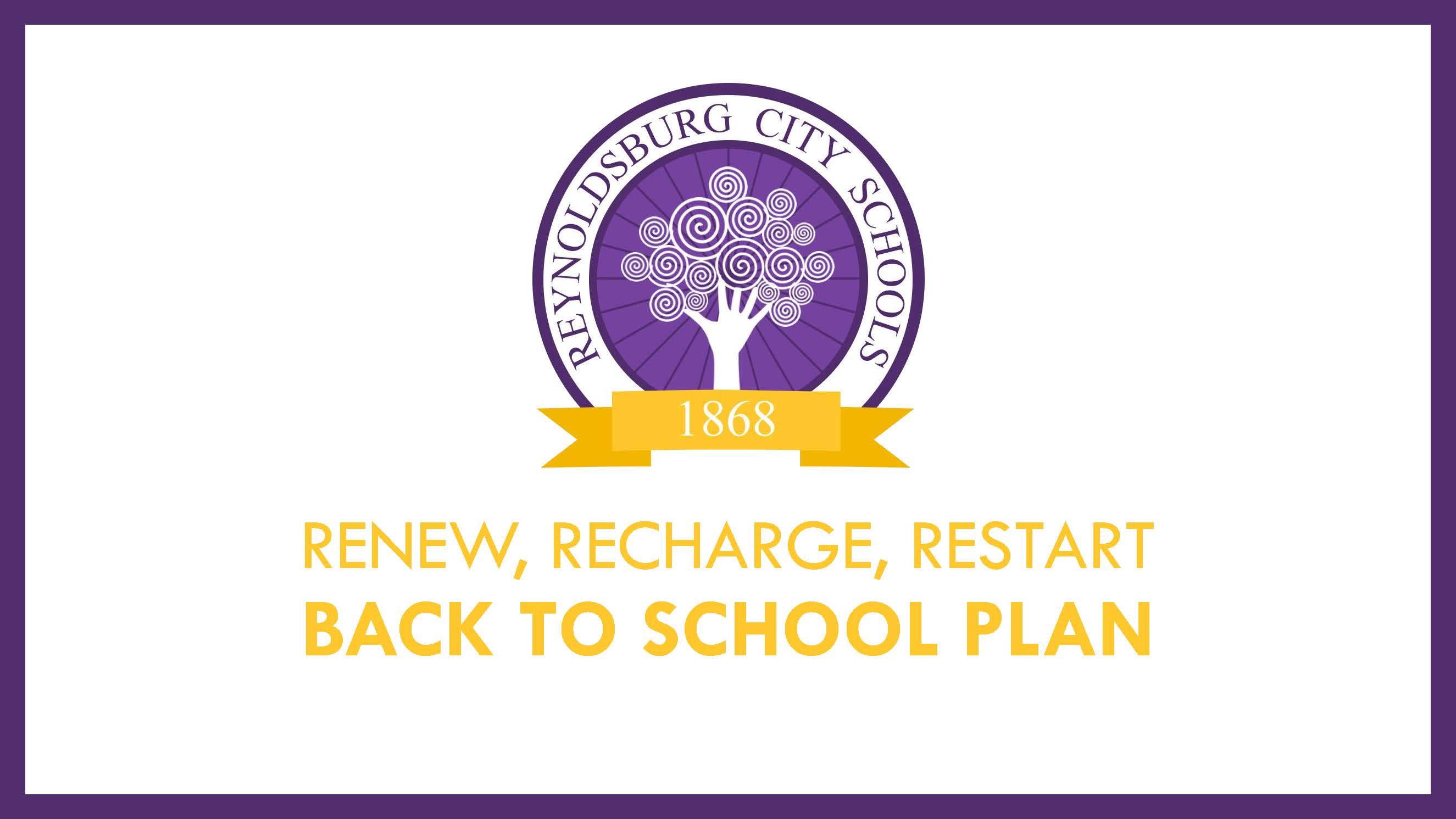 Renew, Recharge, Restart