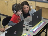 Hour of Code at French Run