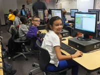Hour of Code WRMS