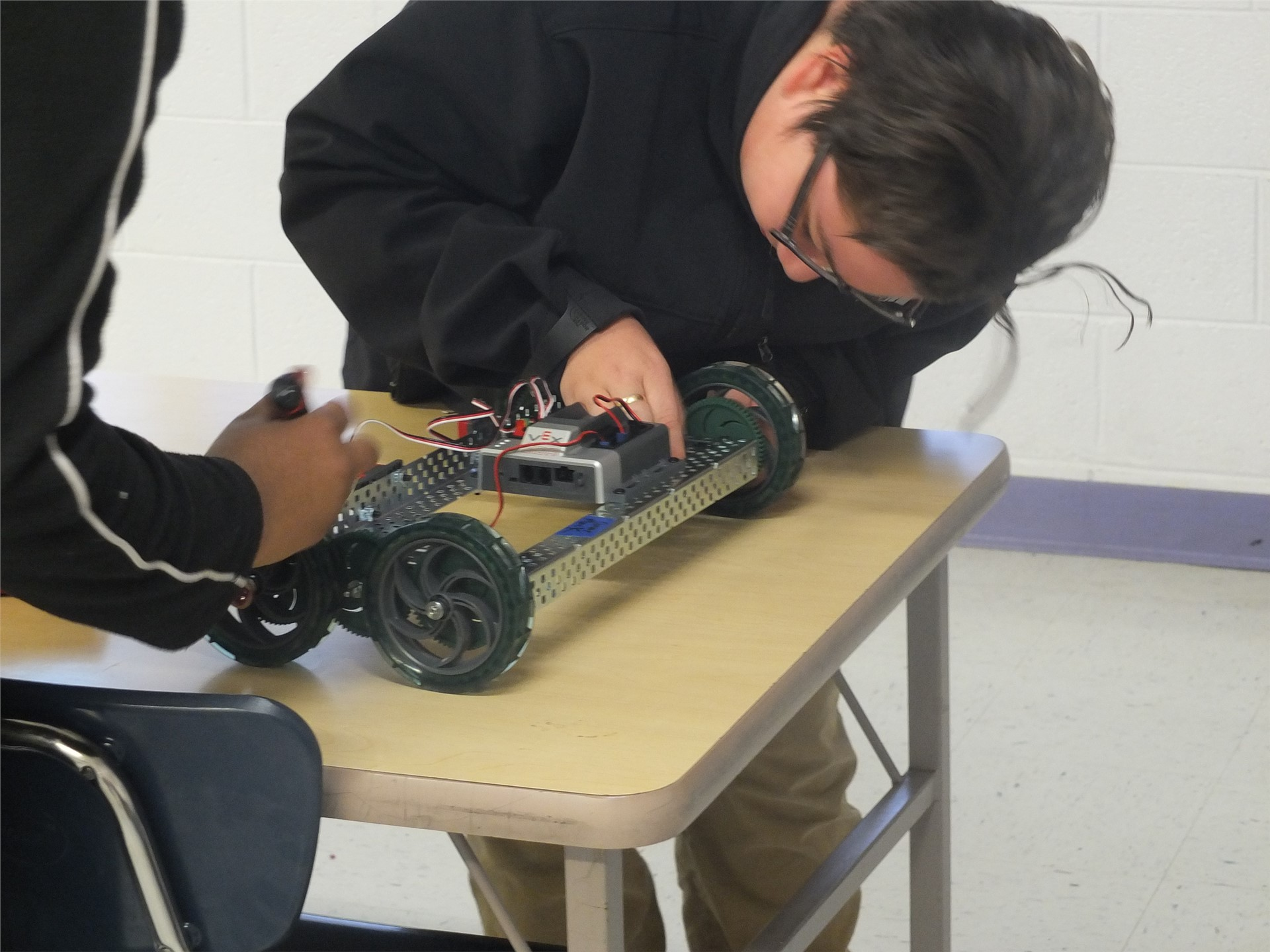 HAMS Robotics Club