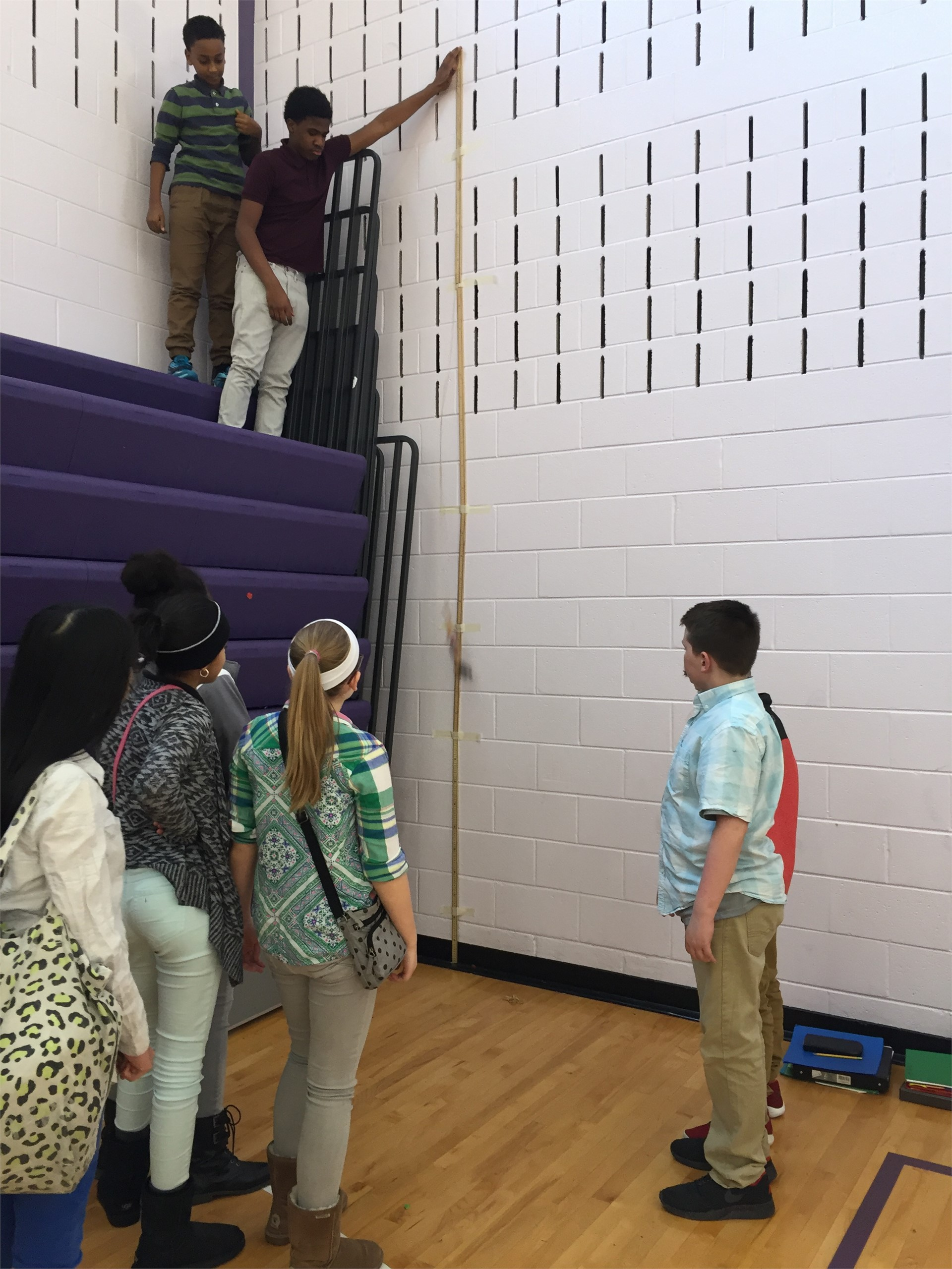 Integrated Math 1 Barbie Bungee