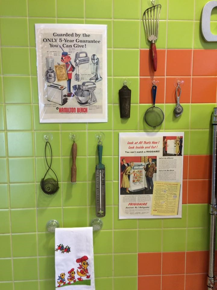 photo of close up of specific kitchen gallery items.