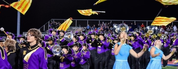 Reynoldsburg Marching Pride