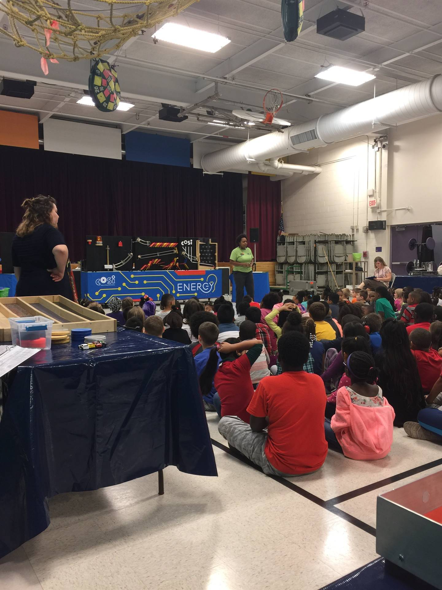 COSi on Wheels sponsored by French Run PTO