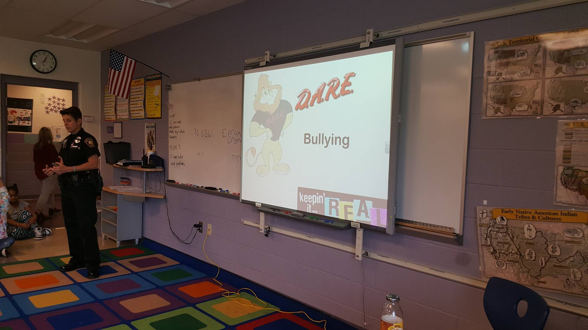 Bullying Lesson for 4th grade students.