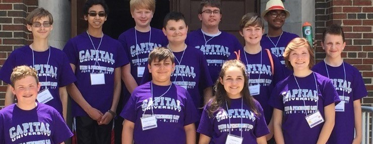 11 RCS Students Attend Wind and Percussion Camp