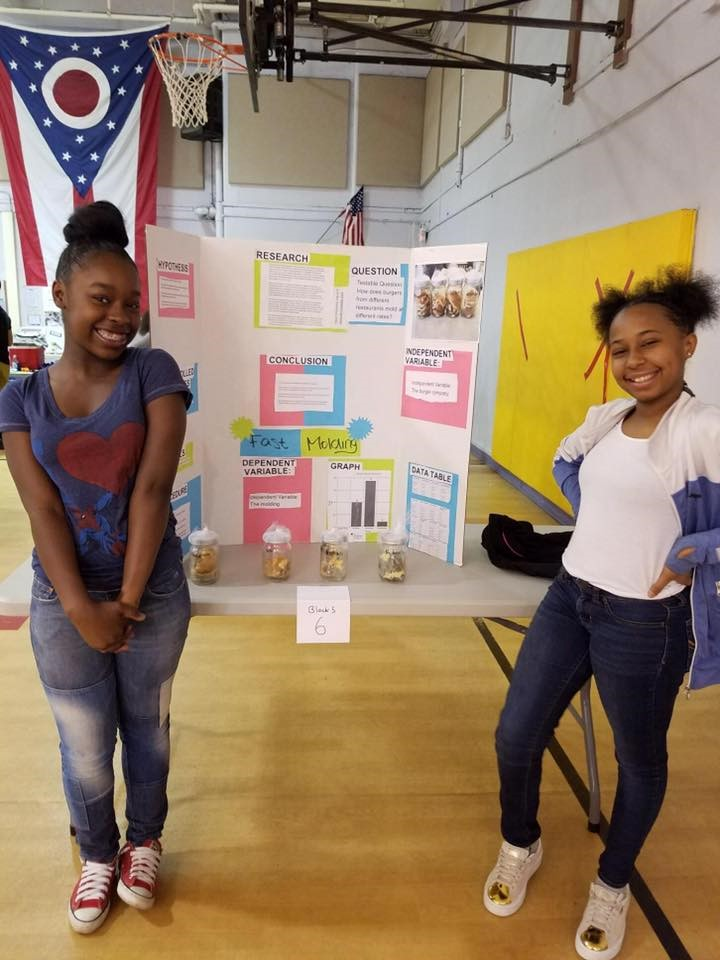 7th Grade Spring Science Fair
