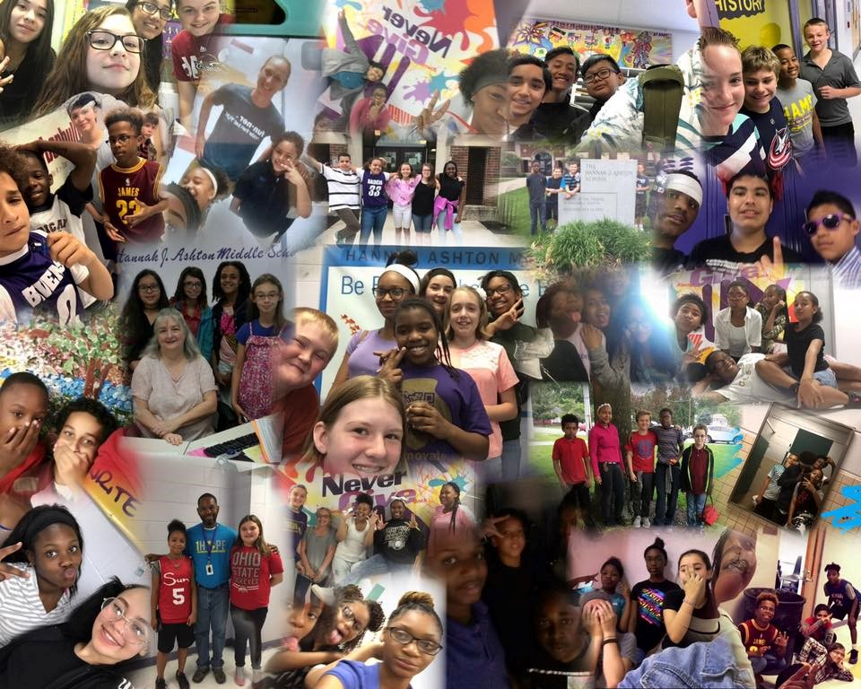 6th Grade EOY Collage