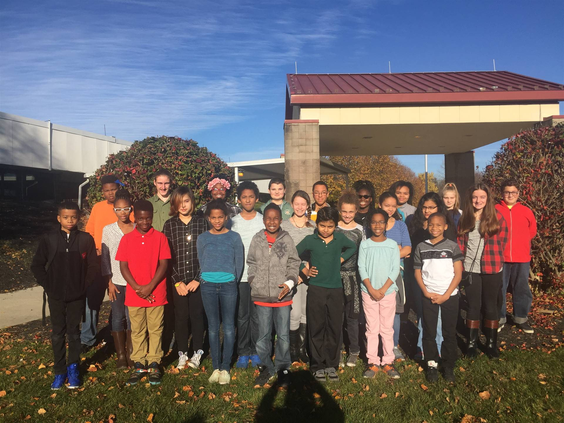 Students of the Month October 2016 - COLLABORATE