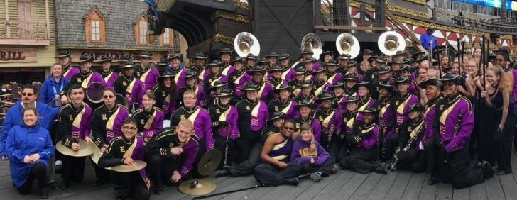 RHS Band in Tampa, FL