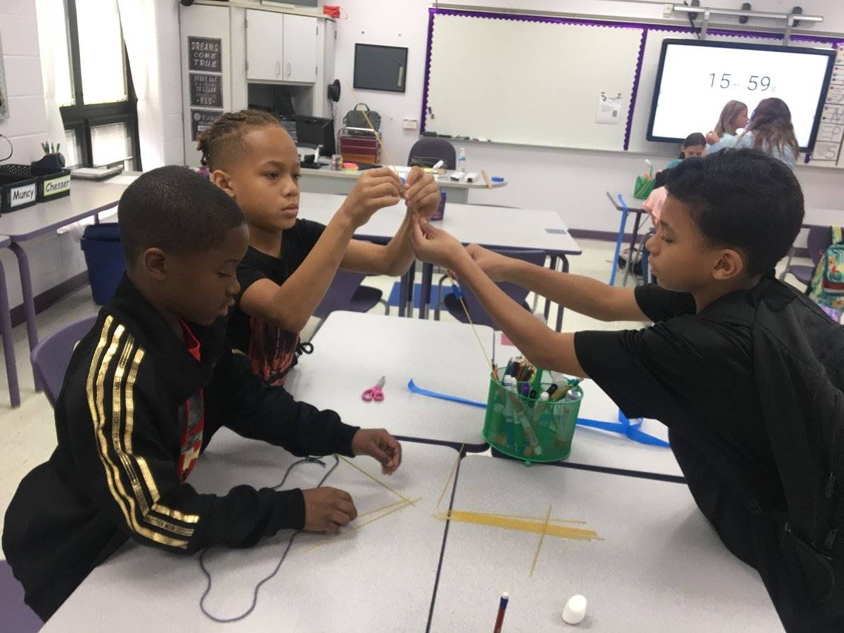 Tall Tower Challenge. #campWRMS