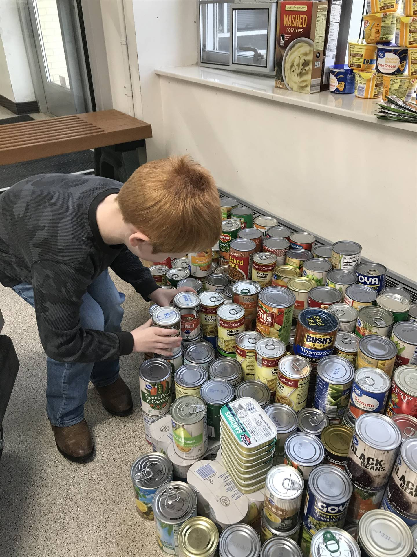 2019 Helping Hands Food Pantry Food Drive