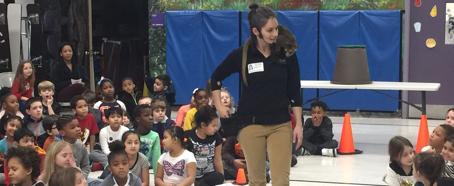 Columbus Zoo Visits FRES