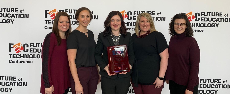 HMES FETC Award