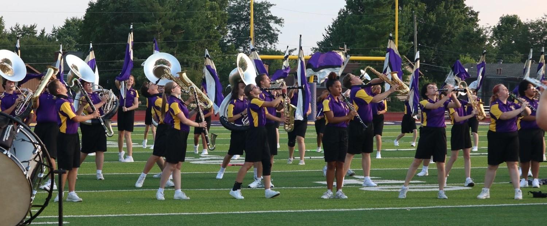 RHS Marching Pride