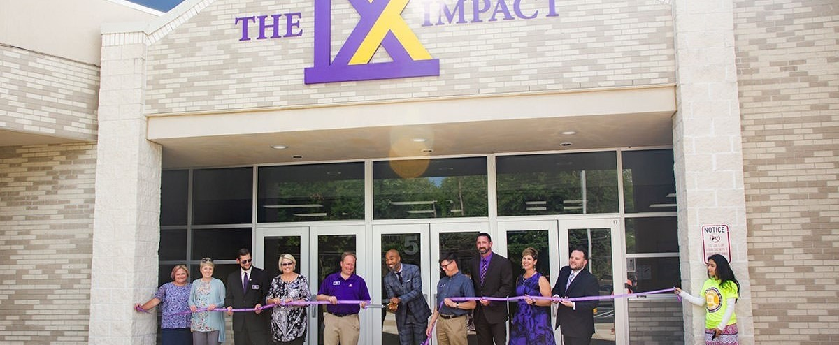 9X Ribbon Cutting