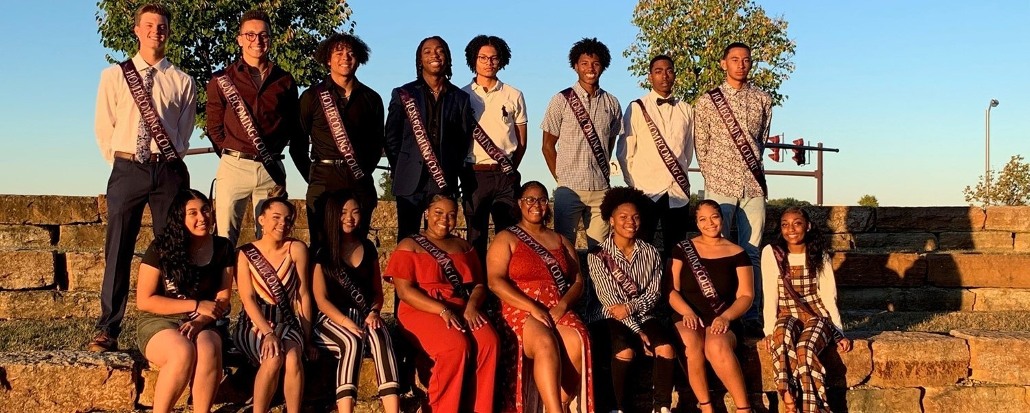 2019 RHS Homecoming Court