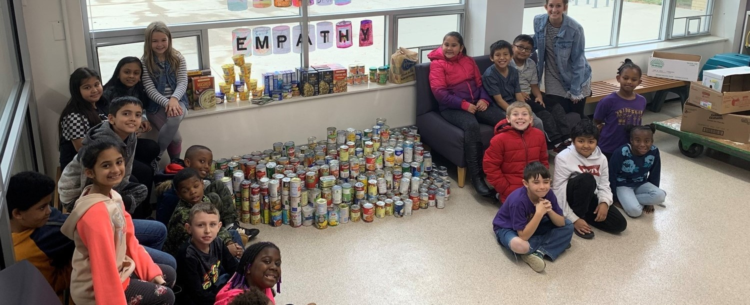 FRES Food Drive