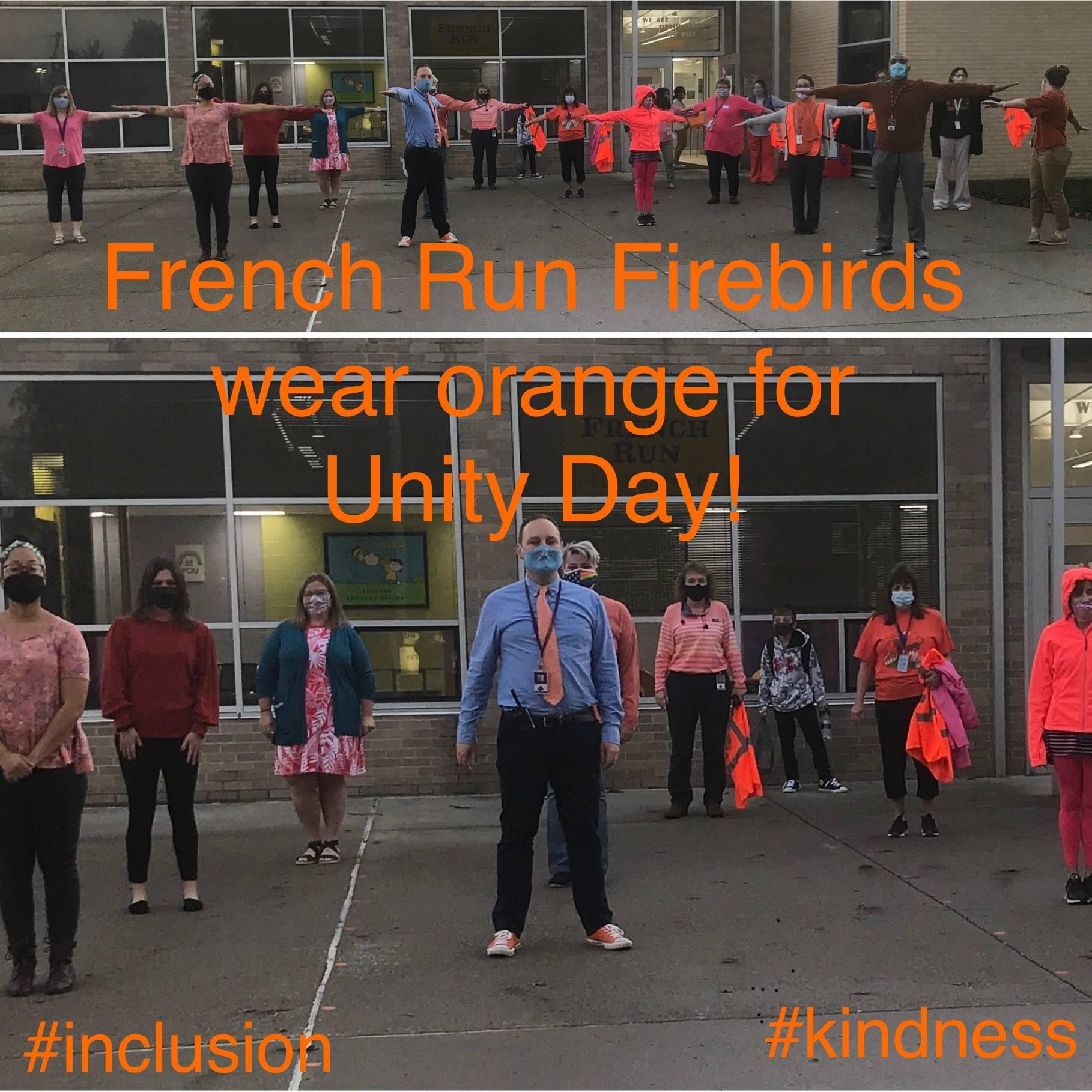 Unity Day Staff Photo