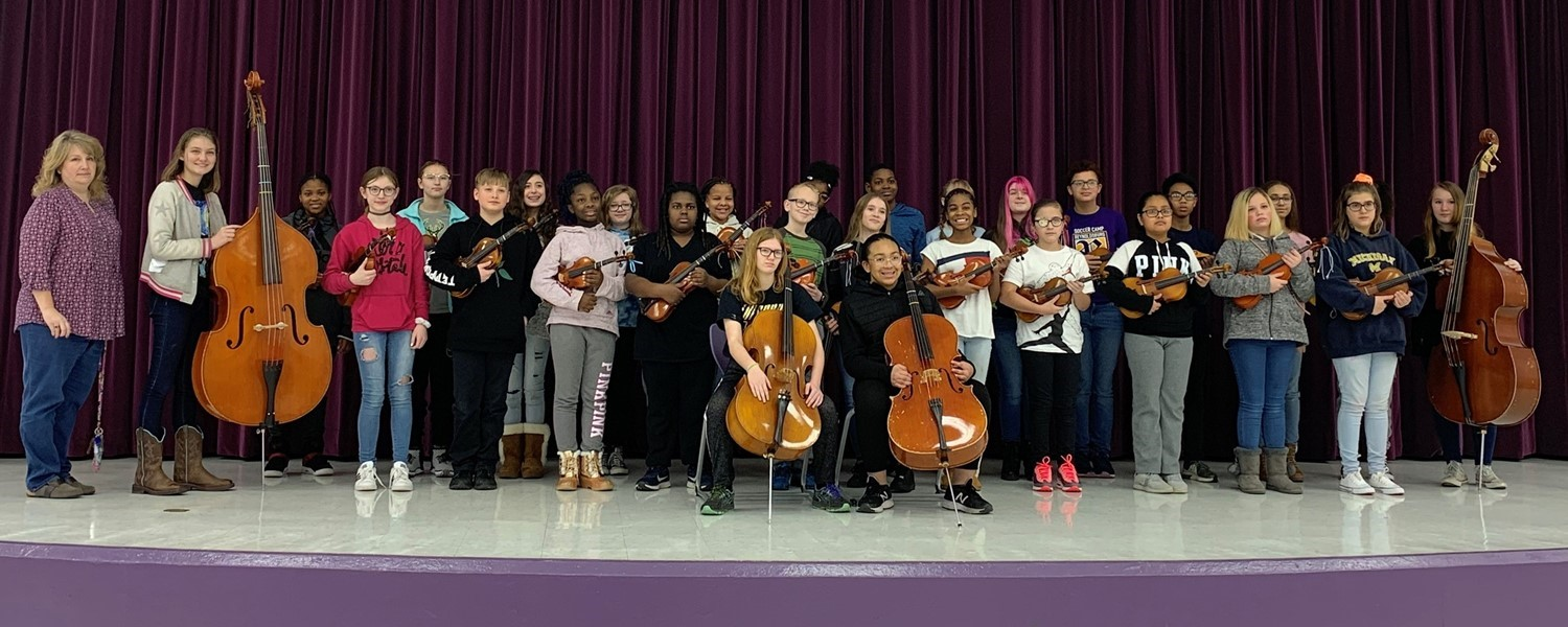 WRMS Orchestra