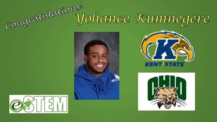 Yohance Kumnegere