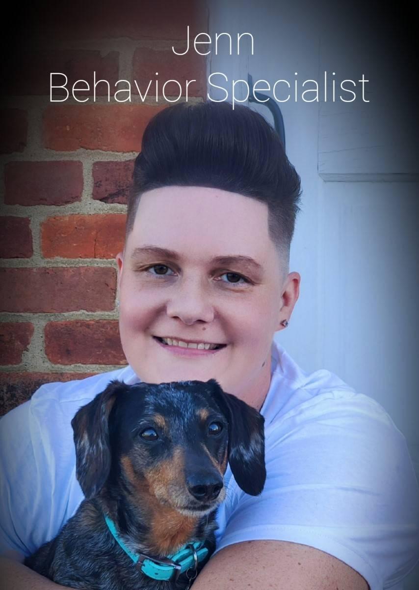 Picture of Jenn Behavior Specialist