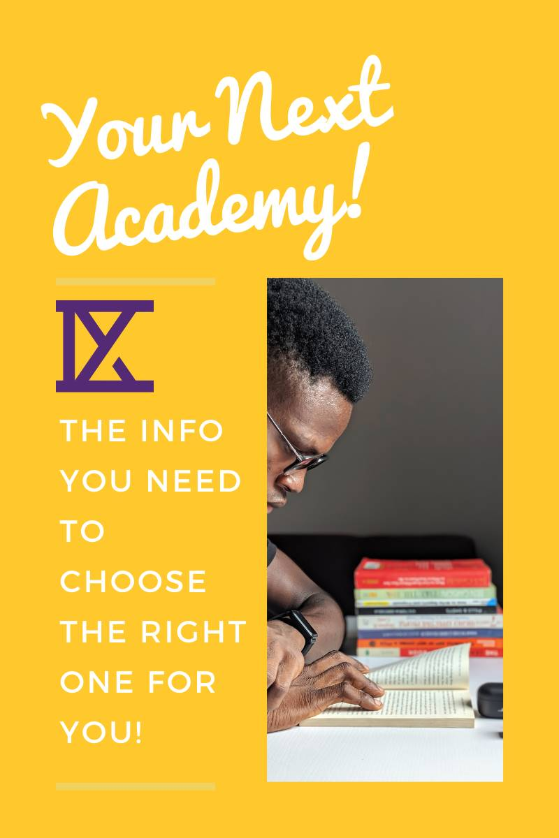 Your Academy Info Graphic