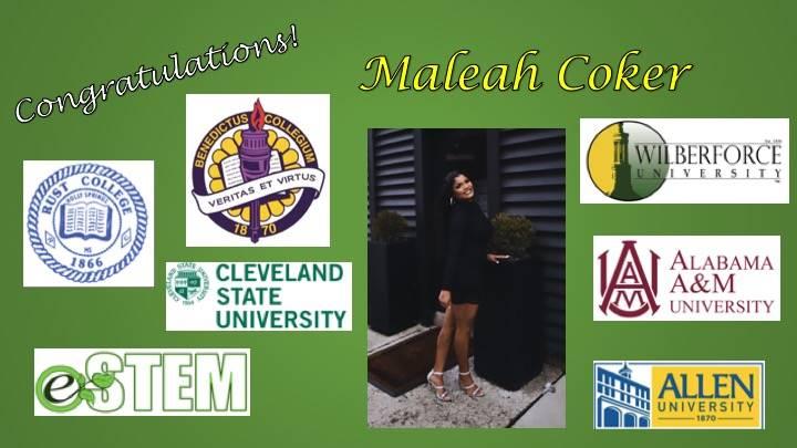 Maleah Coker