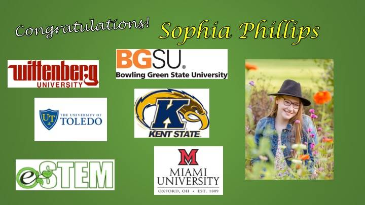 Sophia Phillips
