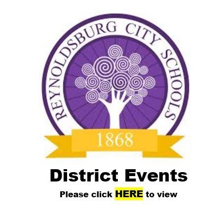 Reynoldsburg City Schools District Logo