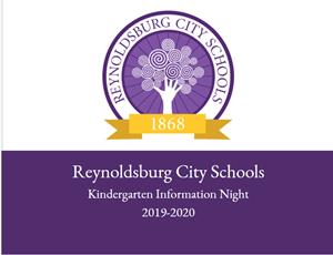 Kindergarten Night